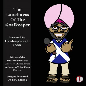 The Loneliness of the Goalkeeper Cover copy